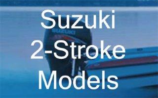 Suzuki Outboard 2-Stroke Water Pump Repair Kits