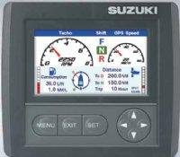 Suzuki Marine Multifunction Gauge