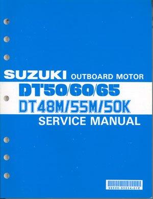 suzuki b100 p service manual