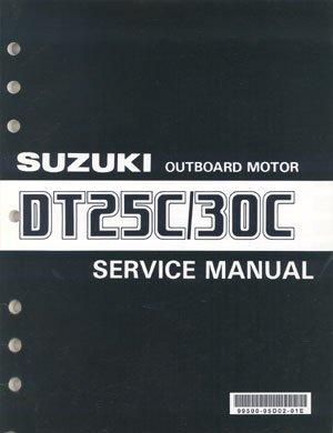 suzuki dt25c dt30c service manual 99500 95d02 01e rh brownspoint com