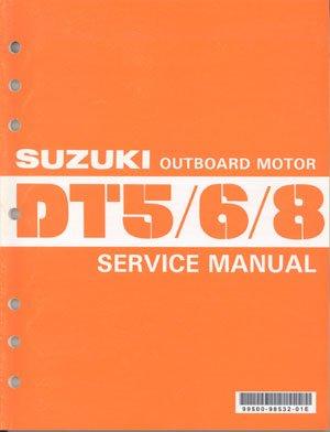 Suzuki dt5 Manual