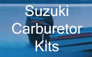 Suzuki Outboard Carburetor Kits