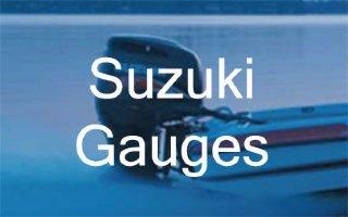 Suzuki Outboard Gauges