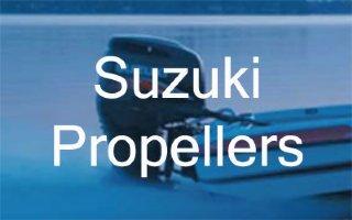 Suzuki Outboard Propellers