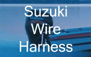 wire harness  our products: suzuki marine
