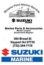 Suzuki Outboard Parts & Accessories - Browns Point Marine