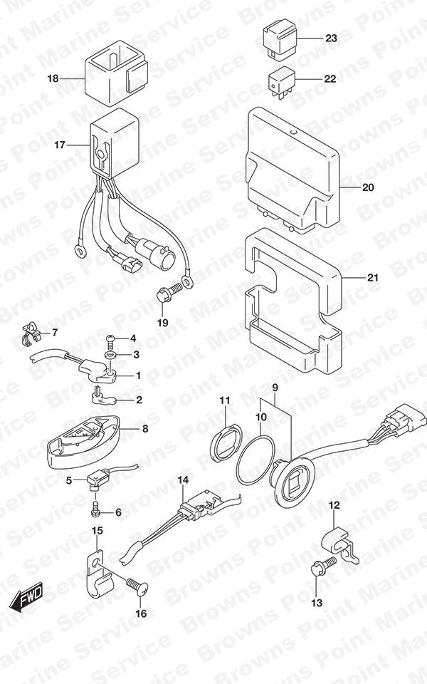 Suzuki Outboard Parts