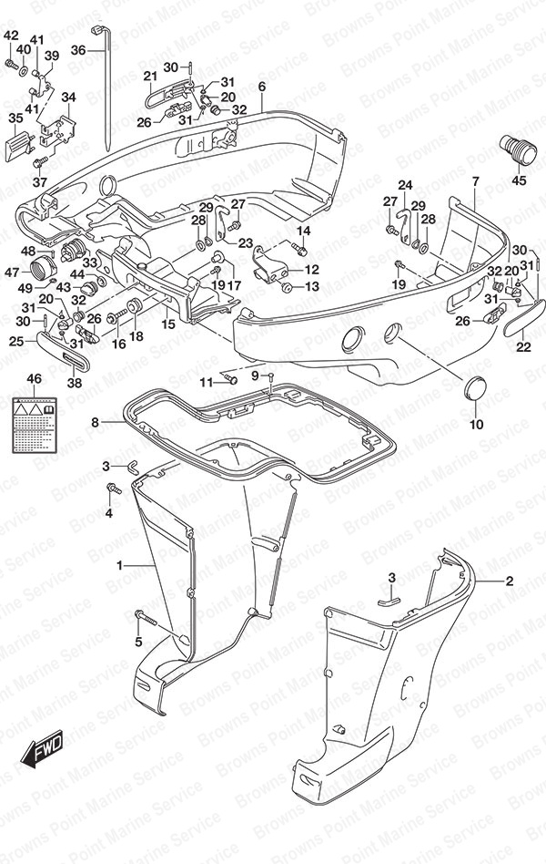 410a fig 410a side cover suzuki df 250 parts listings 2017 s n