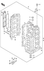 1992 50 hp mercury outboard wiring diagram with Suzuki Outboard Cooling Diagram on Johnson Outboard Carburetor Adjustment moreover Evinrude 9 Hp Wiring Diagram together with Engine Stand Outboard Motor together with Carburetor Diagram 90 Hp Johnson in addition 1995 60 Hp Mercury Outboard Diagram.