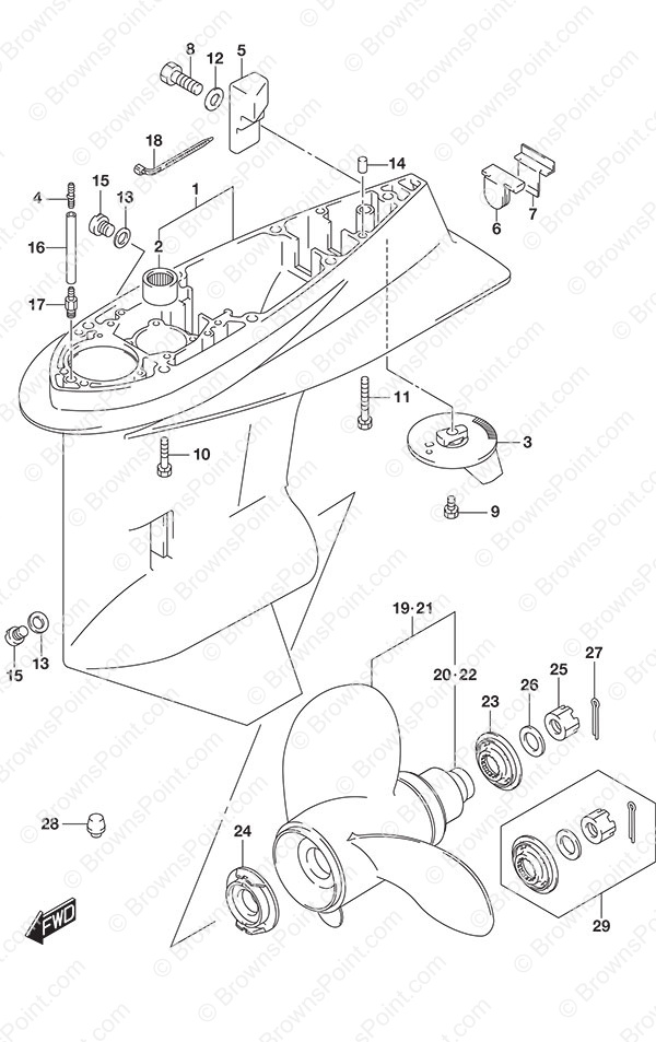 fig  407a - gear case