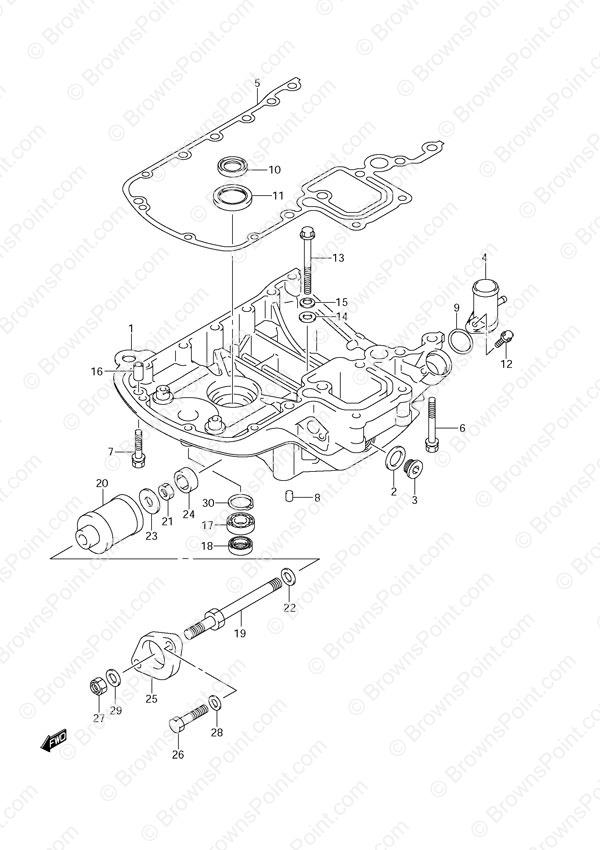 Les Forums 5 Litres D Huile De Perdu En 1 H Sur Suzuki Df140 1 2