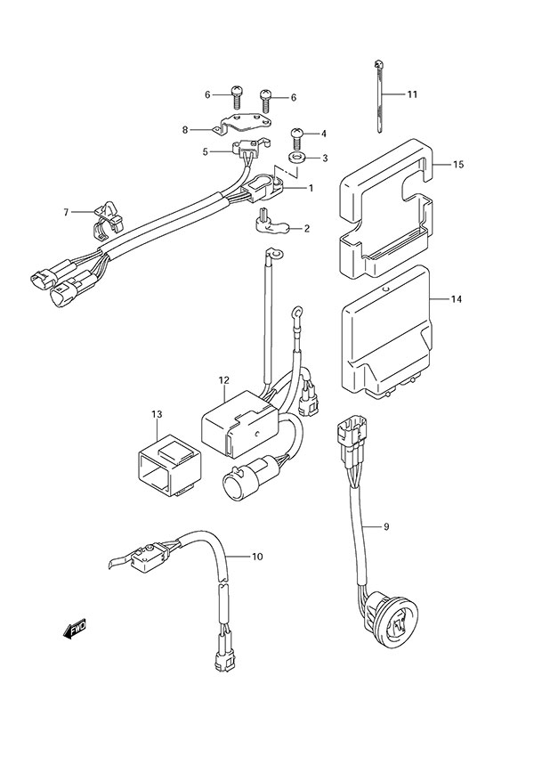 fig065 suzuki outboard parts df 175 parts listings browns point 2007 suzuki df 175 wiring diagram at nearapp.co