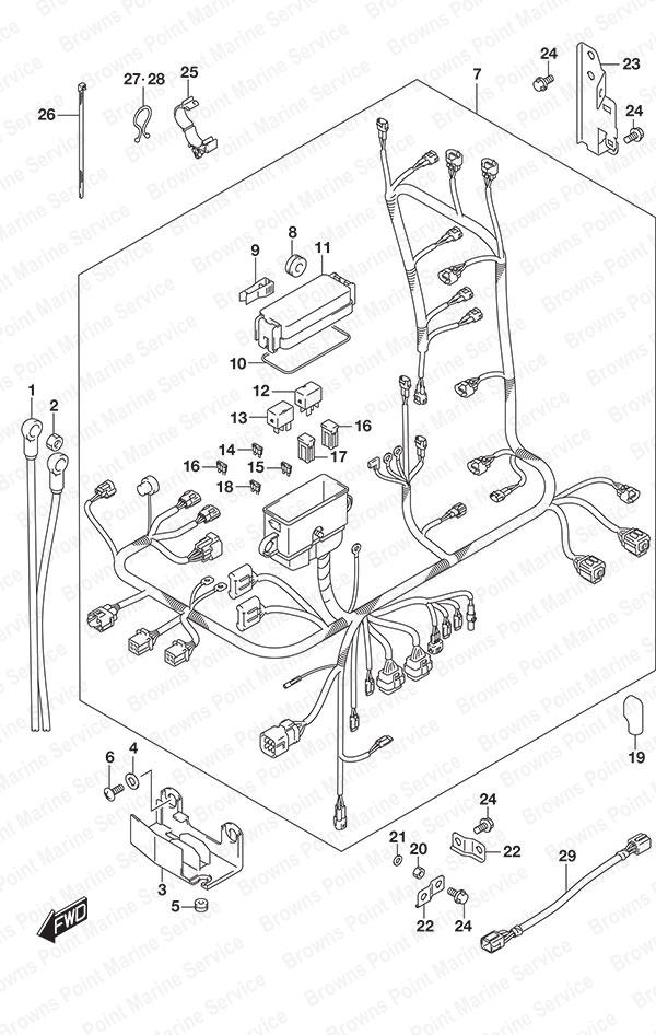fig  322b - harness  model  tg  zg