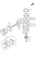 suzuki outboard parts - df 200 parts listings