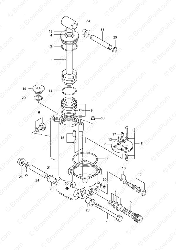 television service data for rca victor models 630 ts 648 ptk alignment procedures schematic diagrams complete parts lists wiring diagrams chassis layout