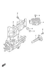 Suzuki Outboard Parts - DF 50A Parts Listings - Browns Point Marine