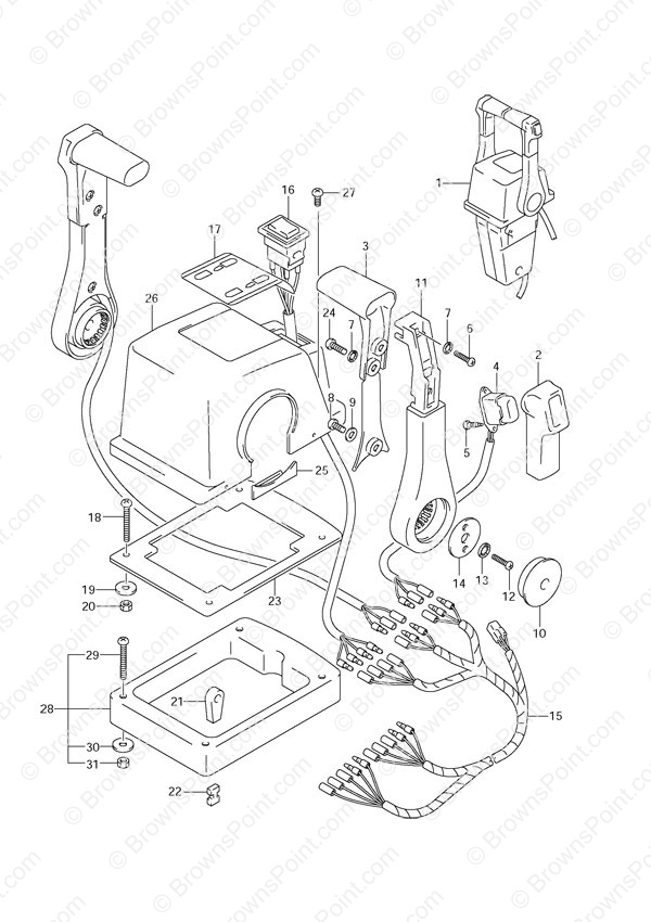 Suzuki Outboard Parts