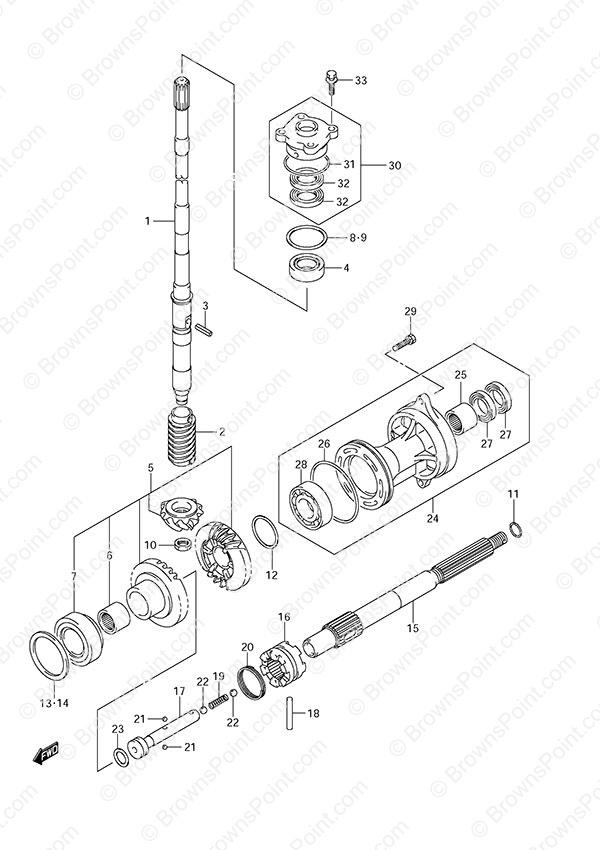 Suzuki Df70a Manual