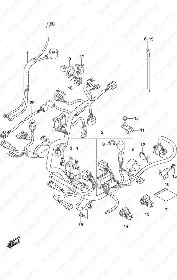 fig  322b - harness - remote control