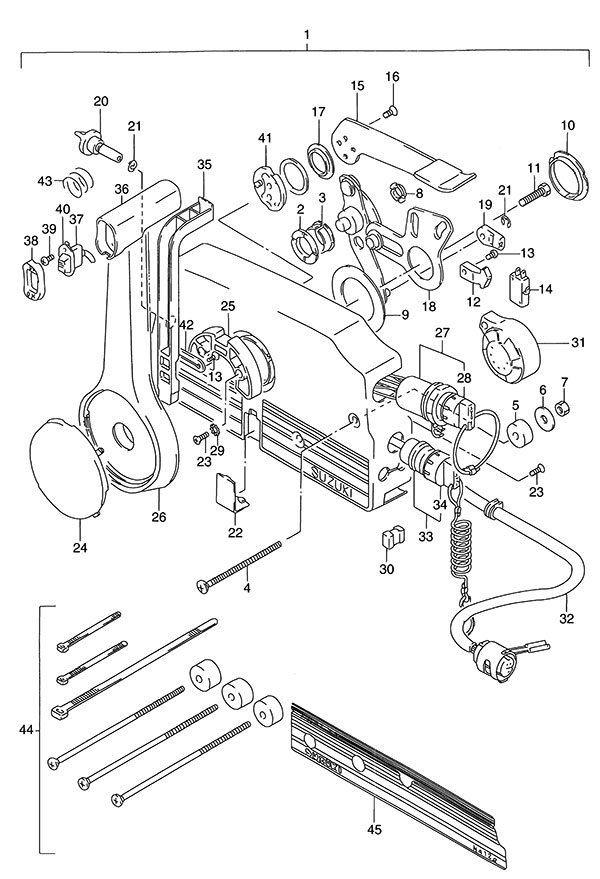 suzuki 40 hp outboard wiring diagram  u2022 auto wiring diagram