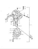 suzuki outboard parts dt 40 parts listings browns point marine  suzuki dt40 wiring diagram #8
