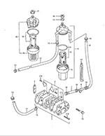 suzuki dt65 wiring diagram 91 suzuki sidekick wiring diagram suzuki outboard parts - dt 40 parts listings - browns ...