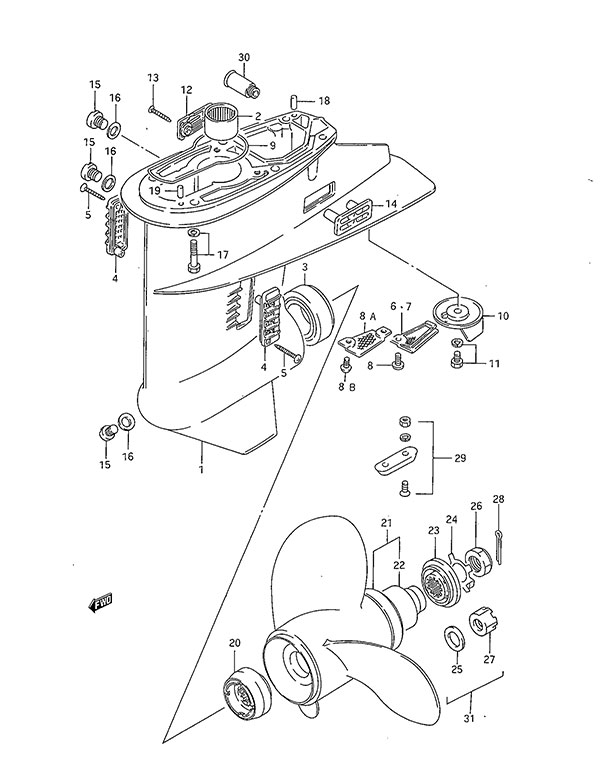 injection pump diagram