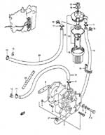 Suzuki Outboard Parts - DT 65 Parts Listings - Browns Point Marine